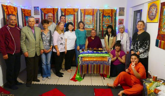 Τα εγκάινια του 'Μπόντι Νταργκυέλινγκ' στο Πιτέστι Pitesti, στην Ρουμανία