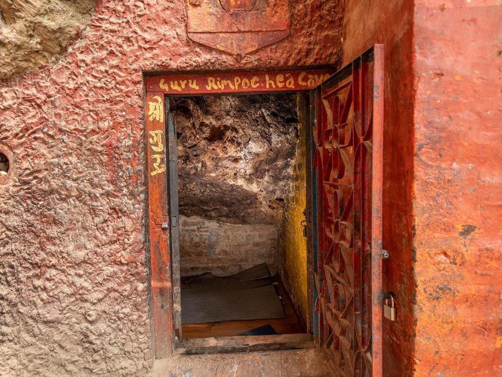 Η σπηλιά Γιανγκλέσο, στο Παρπίνγκ