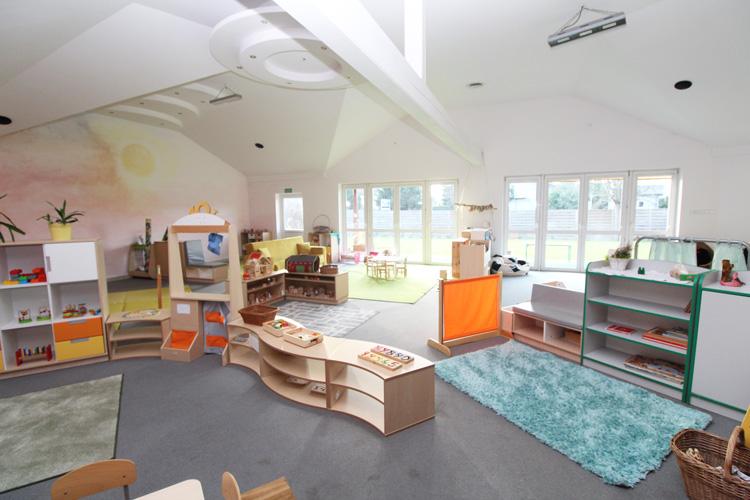 Ένας παιδικός σταθμός στην Πολωνία που χορηγήθηκε από το Πρόγραμμα Συμμετοχής του Pathgate